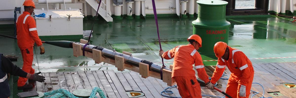 SCN Submarine Telecom Cables