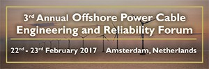 3rd Annual Offshore power Cable